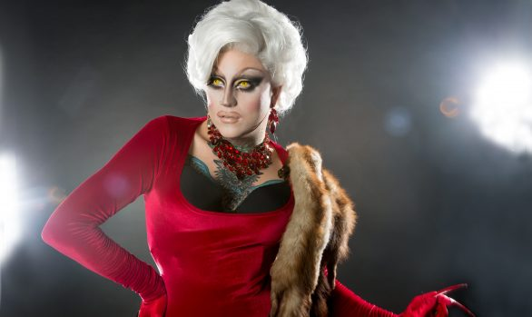 Drag Performer Wednesday Westwood