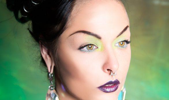 Makeup Editorial