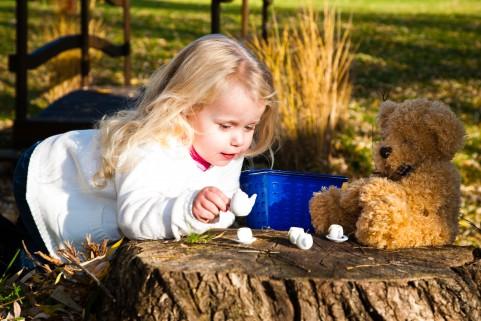 Teddy Bear Picnic Shoot