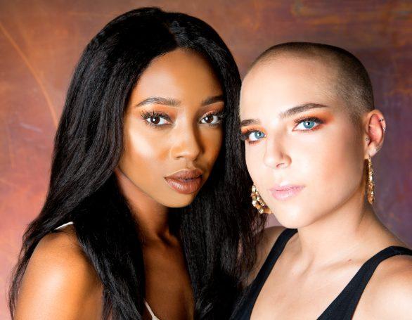 Modeling Portfolio Cover Girls